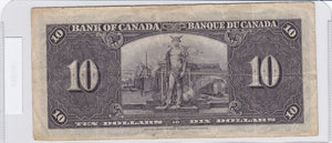 SOLD - 1937 - Canada - 10 Dollars - N/D 6828192