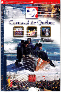 2001 - Canada - 50 cents - Quebec Winter Carnival - Proof