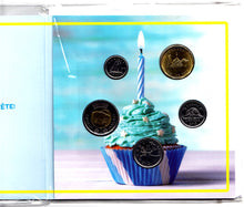 Load image into Gallery viewer, 2016 - Canada - Birthday Gift Set