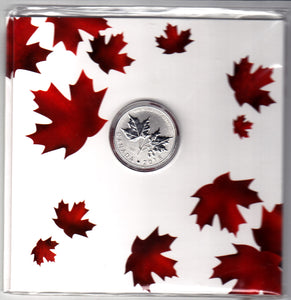 2018 - Canada - $10 - Maple Leaves - Specimen