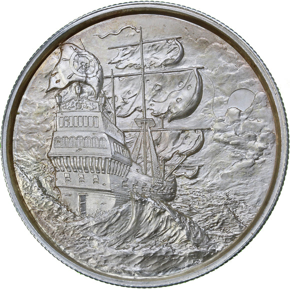 2 oz - Privateer (1) - No Prey No Pay - Round