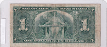 Load image into Gallery viewer, 1937 - Canada - 1 Dollar - C/M 5406807