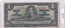 Load image into Gallery viewer, 1937 - Canada - 1 Dollar - K/M 8185250