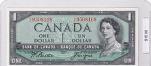 Load image into Gallery viewer, 1954 - Canada - 1 Dollar - P/L 9508168