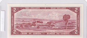 SOLD - 1954 - Canada - 2 Dollars - C/G 8731360