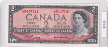 Load image into Gallery viewer, SOLD - 1954 - Canada - 2 Dollars - U/R 5447121