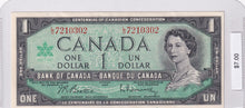 Load image into Gallery viewer, 1967 - Canada - 1 Dollar - L/O 7210302