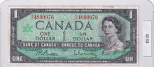 Load image into Gallery viewer, 1967 - Canada - 1 Dollar - R/O 4890976