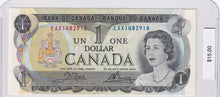 Load image into Gallery viewer, 1973 - Canada - 1 Dollar - EAX 1482918