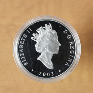 SOLD - 2003 - Canada - $20 - Rocky Mountains - Proof