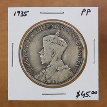 Load image into Gallery viewer, 1935 - Canada - $1 - Pocket Piece - retail $45