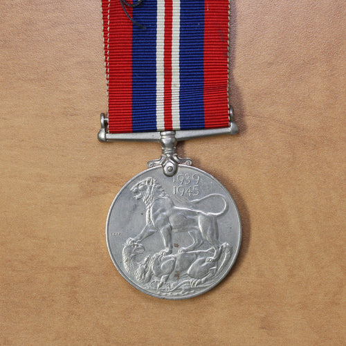1939-1945 - Canadian WWII War Medal