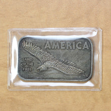 Load image into Gallery viewer, America, Land of the Free - American Argent Mint - Fine Silver - 1 oz. Bar