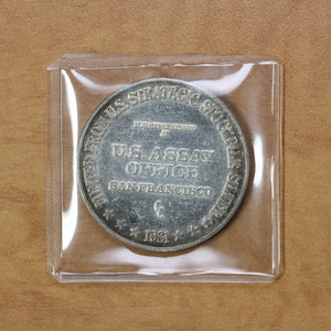 SOLD - Silver Trade Unit - Fine Silver - 1 oz. Round