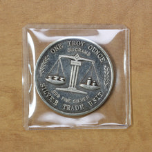 Load image into Gallery viewer, SOLD - Silver Trade Unit - Fine Silver - 1 oz. Round