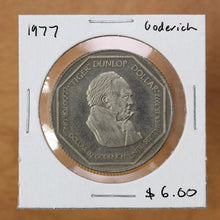 Load image into Gallery viewer, 1977 - Goderich - $1 Municipal Trade Token - UNC