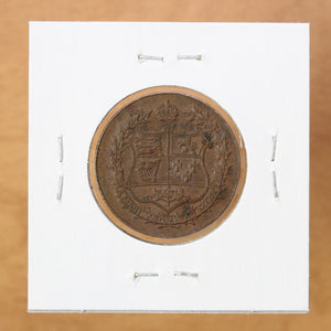 SOLD - 1867-1927 - Confederation Canada - Medallion - EF