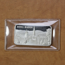 Load image into Gallery viewer, 1 oz - Buhl-Baden - Fine Silver Bar