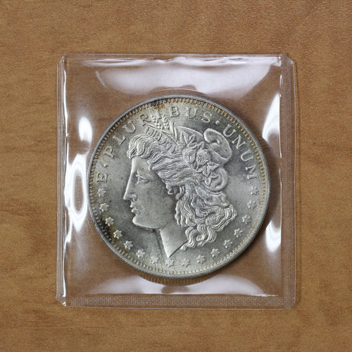 Morgan Dollar Design - Fine Silver - 1 oz. Round