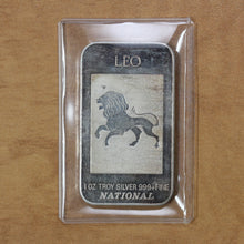 Load image into Gallery viewer, SOLD - Leo - National Mint - Fine Silver - 1 oz. Bar