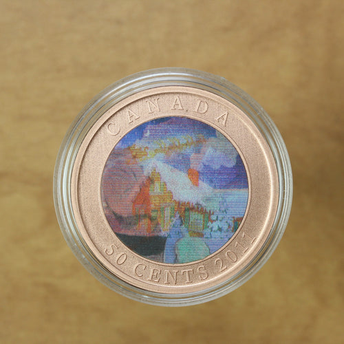 2011 - Canada - 50c - Gifts from Santa - Specimen - 50% OFF!