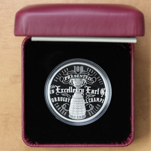 2012 - Canada - $1 - The 100th Grey Cup - 30% OFF!