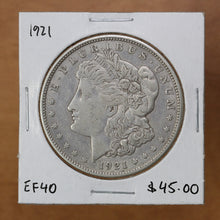 Load image into Gallery viewer, 1921 - USA - $1 - EF40 - retail $45