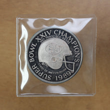 Load image into Gallery viewer, San Francisco 49ers - Fine Silver - 1 oz. Round