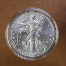 Load image into Gallery viewer, SOLD - 1996 - USA - $1 - Silver Eagle - UNC
