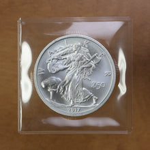 Load image into Gallery viewer, Zombucks Walker - Fine Silver - 1 oz. Round