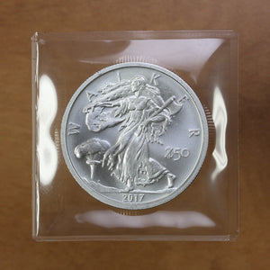 Zombucks Walker - Fine Silver - 1 oz. Round