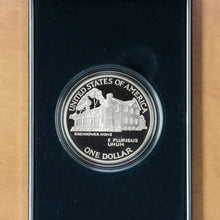 Load image into Gallery viewer, 1990 P - USA - $1 - Eisenhower Centennial - Proof