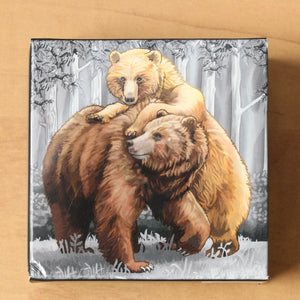 2015 - Canada - $20 - Grizzly Bear: Togetherness - Proof - retail $90