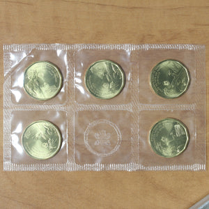 2016 - Canada - $1 - Women's Right to Vote - (5 coin pack)