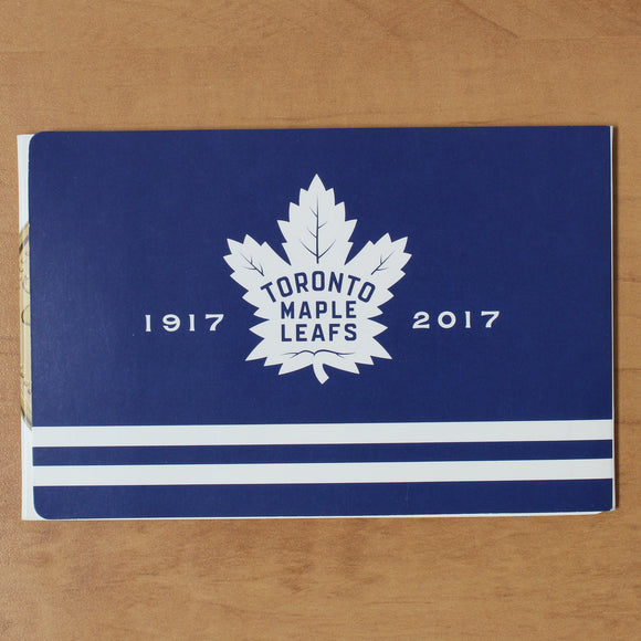 SOLD - 2017 - Canada - $1 - Toronto Maple Leafs - (5 coin pack)