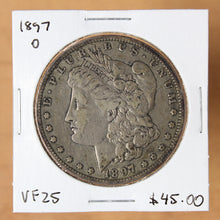 Load image into Gallery viewer, 1897 O - USA - $1 - VF25 - retail $45