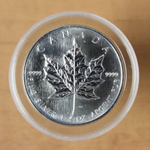 Load image into Gallery viewer, SOLD - 1996 - Canada - $5 - Silver Maple Leaf - UNC