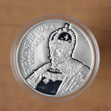 Load image into Gallery viewer, 1998 - Poland - 10 Zlotych - Zygmunt III Waza (Bust) - Proof
