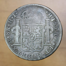 Load image into Gallery viewer, SOLD - 1810 HJ - Mexico Spanish Colony - 8 Reales