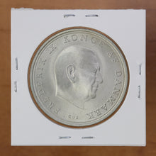 Load image into Gallery viewer, 1968 (h) C; S - Denmark - 10 Kroner - MS63 - retail $55