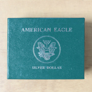 1997 - USA - $1 - Silver Eagle - UNC - retail $50