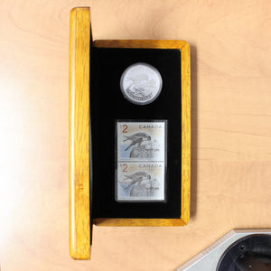 2006 - Canada - $5 - Peregrine Falcon and Nestlings - Proof