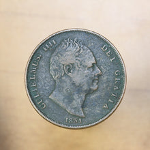 Load image into Gallery viewer, 1831 - Great Britain - 1 Penny - F15 - retail $60
