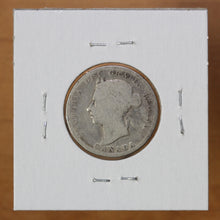 Load image into Gallery viewer, 1900 - Canada - 25c - G6 - retail $15