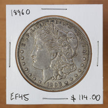 Load image into Gallery viewer, 1896 O - USA - $1 - EF45