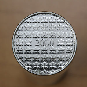 2000 - RCM Medallion