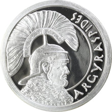 Load image into Gallery viewer, Argyraspides (2013) - Pure Silver - 1 oz. Round - Proof