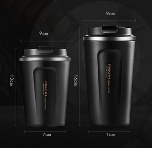 PINKAH Vacuum Coffee Mugs 380ml