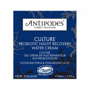 Antipodes Culture Probiotic Night Recovery Water Cream 60ml