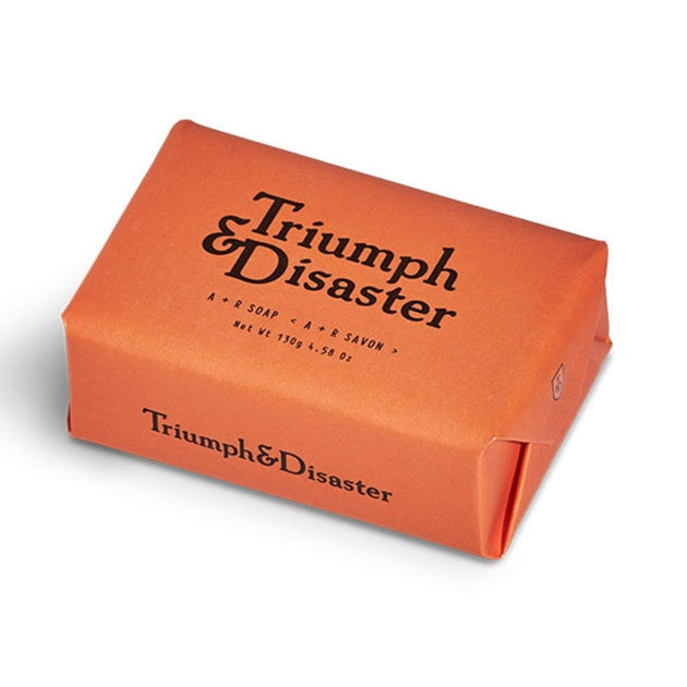 Triumph & Disaster A+R Soap